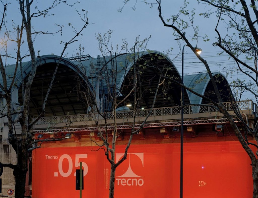 TECNO DESIGN WEEK SHOW